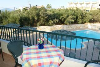 apartment 1 blazis house swimming pool view