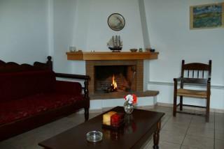 apartment 2 blazis house fireplace